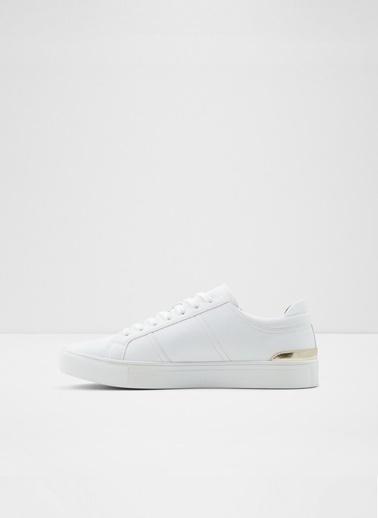 Aldo Longoed - Beyaz Erkek Sneaker Beyaz